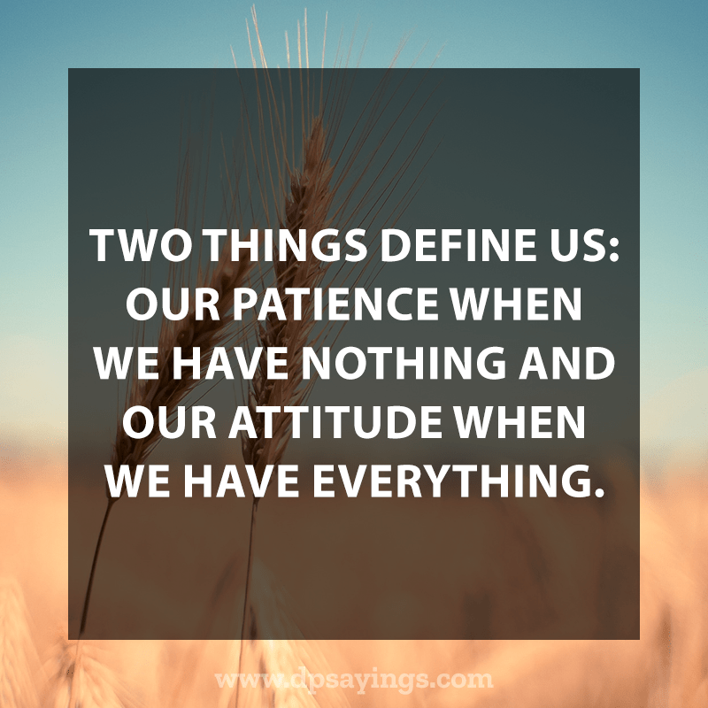 Best Patience Quotes And Sayings 16