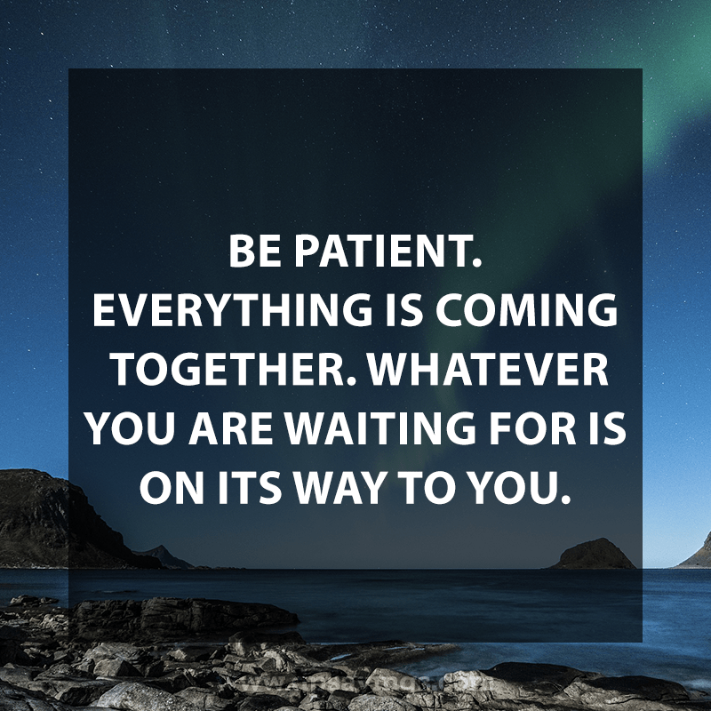 Best Patience Quotes And Sayings 4