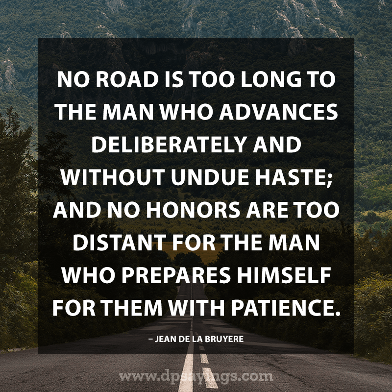 Best Patience Quotes And Sayings 88