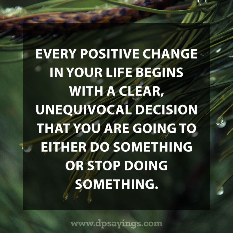 Change Quotes About Life 36
