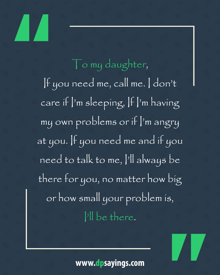 Dad and daughter quotes and sayings 16