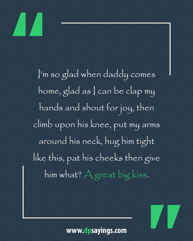Dad and daughter quotes and sayings 20