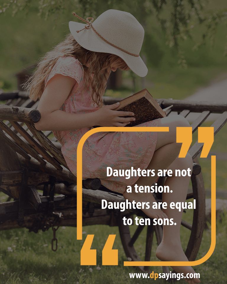 Dad and daughter quotes and sayings 6