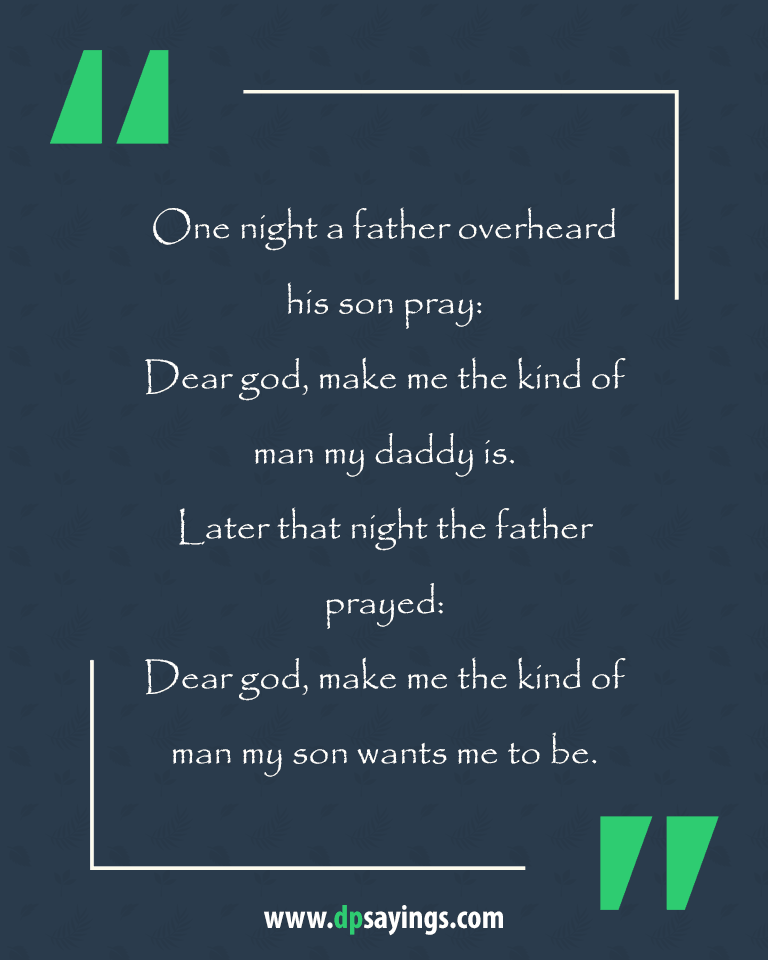 Dad and son quotes and sayings 6