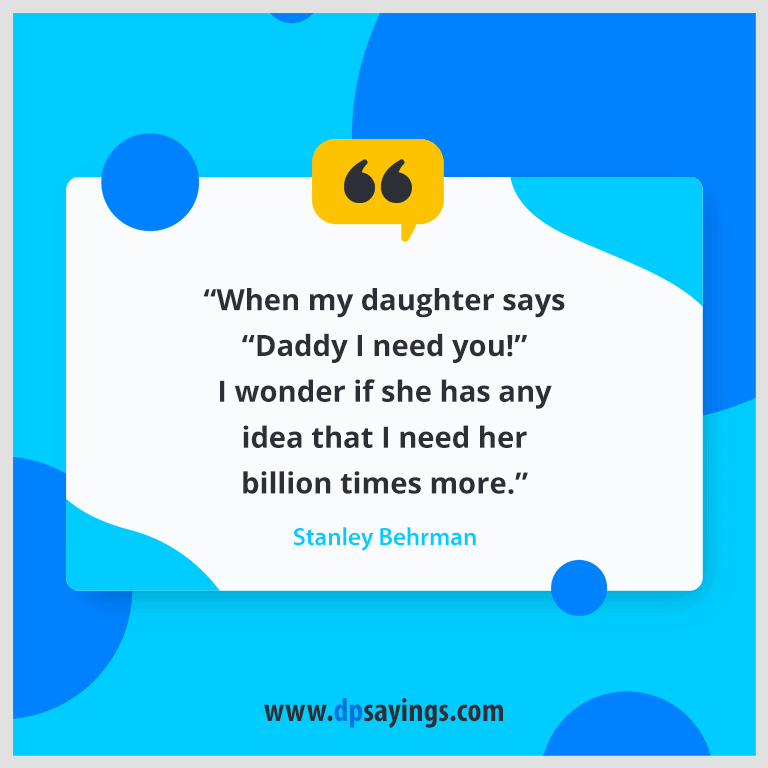 Dad quotes and daughter sayings 60