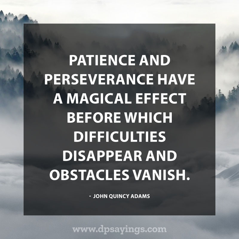 Inspirational Perseverance Quotes and Sayings 68