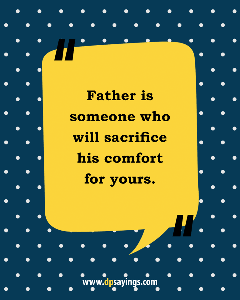 Quotes and sayings about dad and son 12