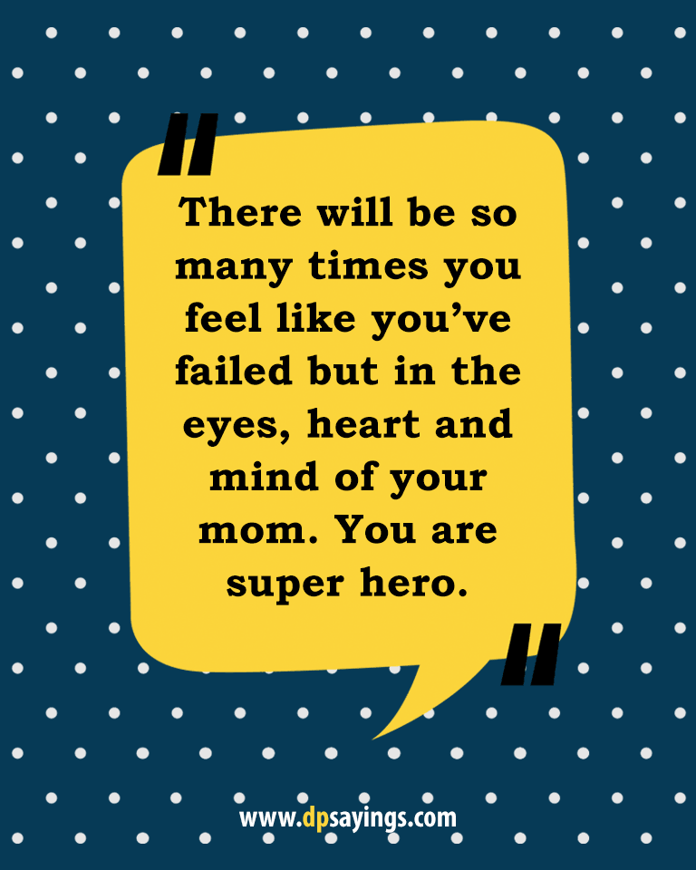 Quotes and sayings about mom and son 20