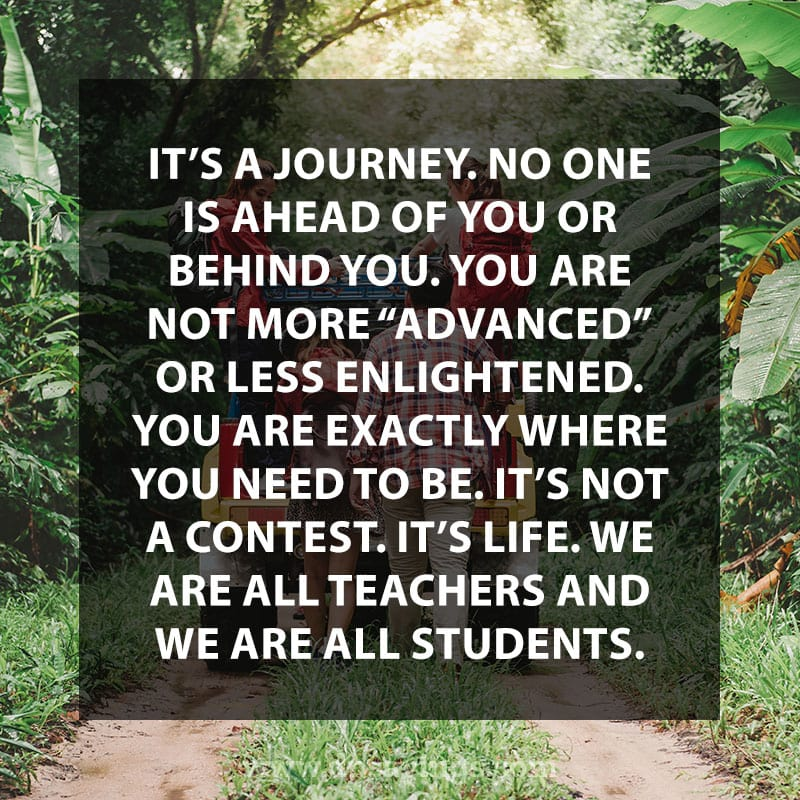 life is a journey quotes 32