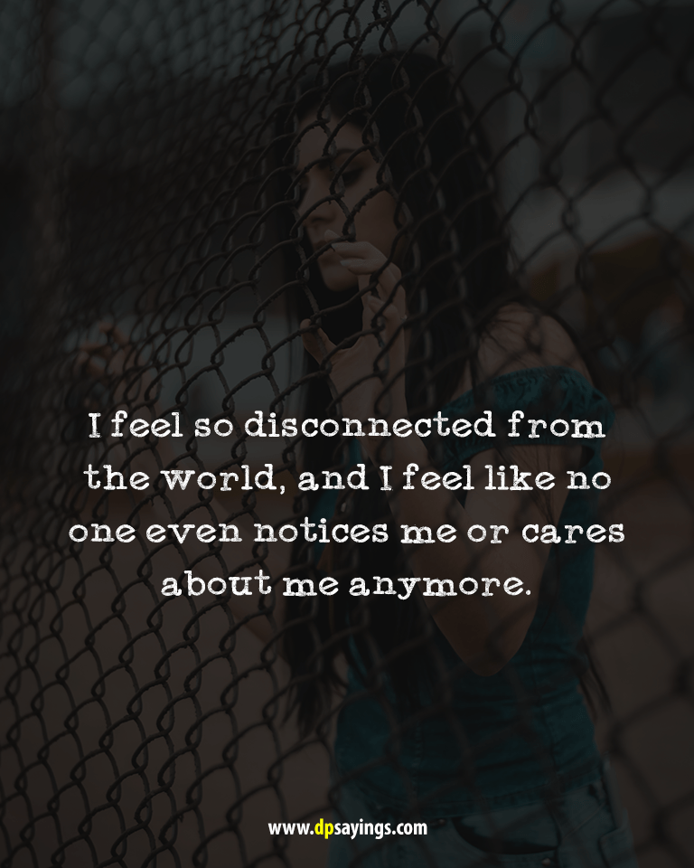 Deep Depression Quotes and Sayings 15