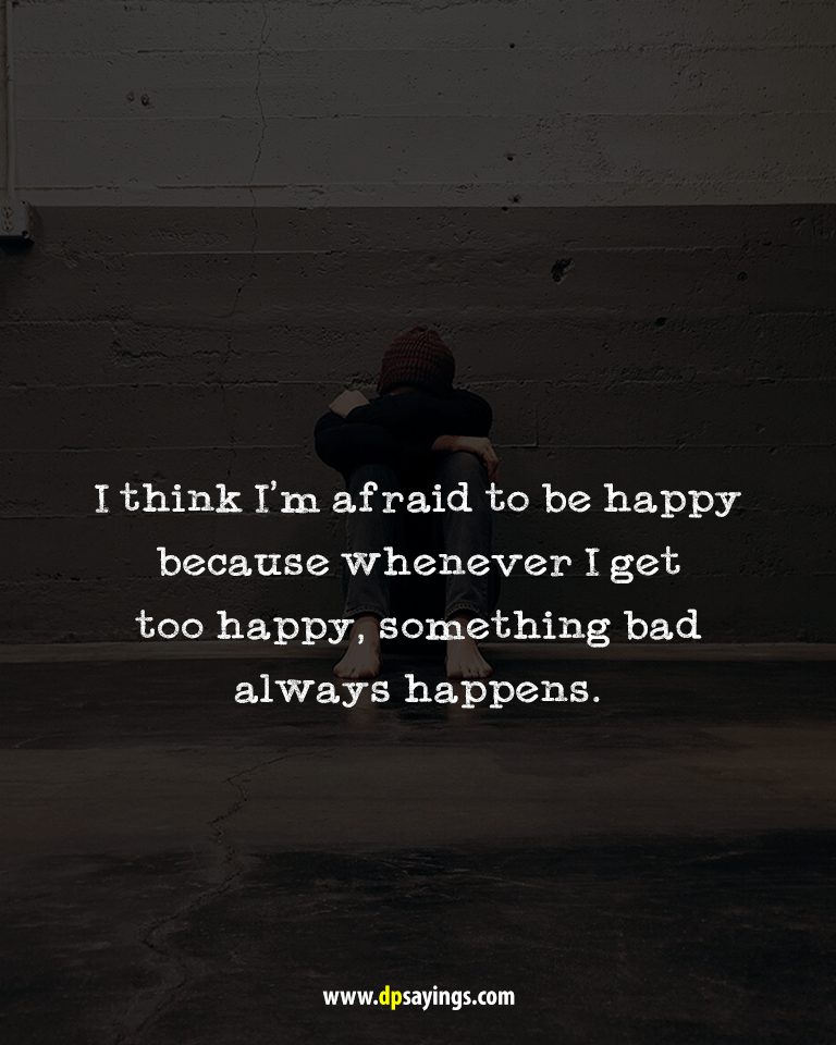 Deep Depression Quotes and Sayings 50