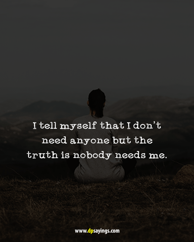 Deep Depression Quotes and Sayings 70