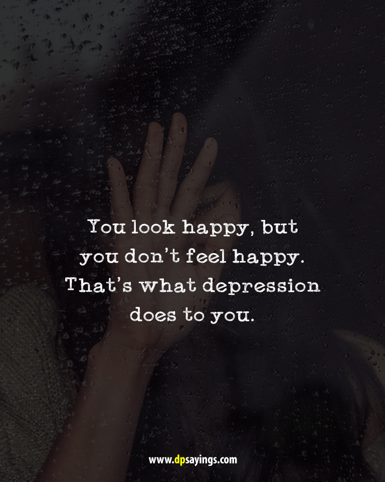 Deep Depression Quotes and Sayings 90
