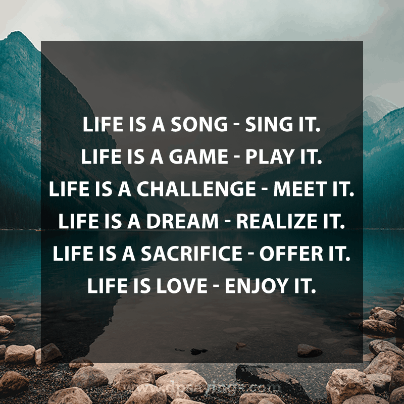 Deep Meaningful life quotes 60