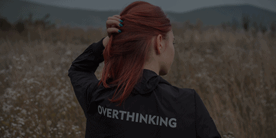 Featured image for overcoming Overthinking