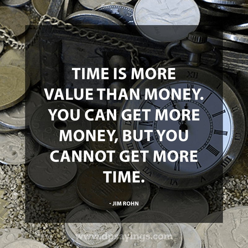 Precious Time Quotes and Sayings 15