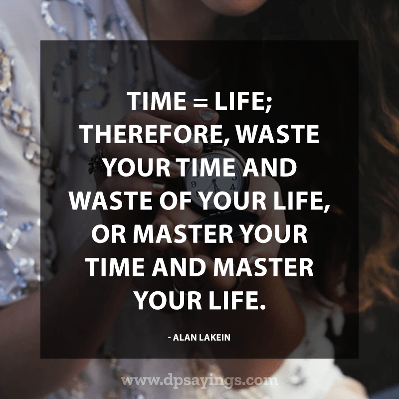 Precious Time Quotes and Sayings 45