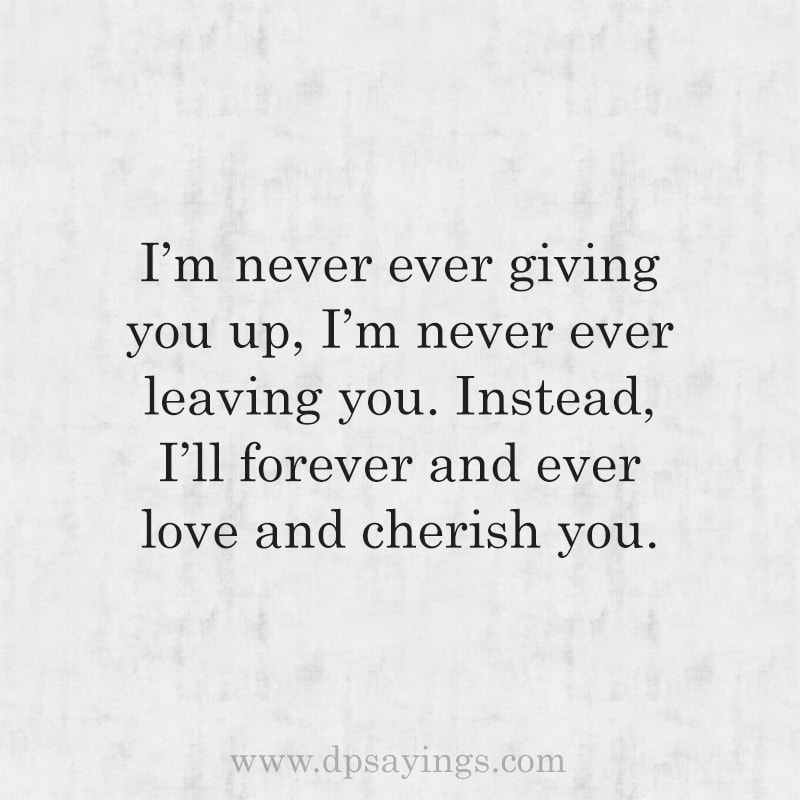 Forever Love Quotes For Him And Her 39