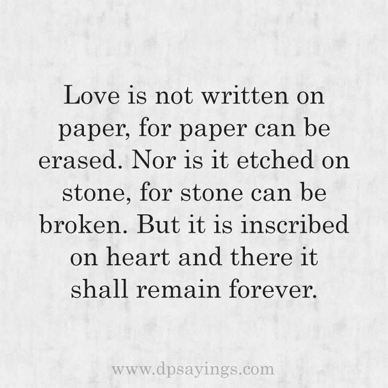 Forever Love Quotes For Him And Her 48