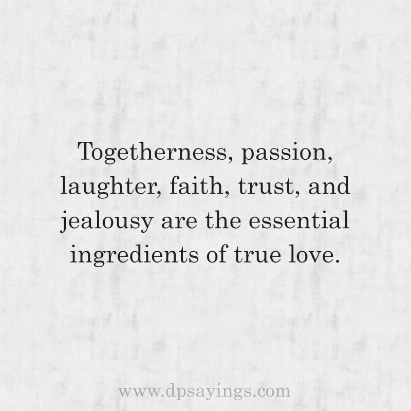 True love Quotes And Sayings For Him And Her 57