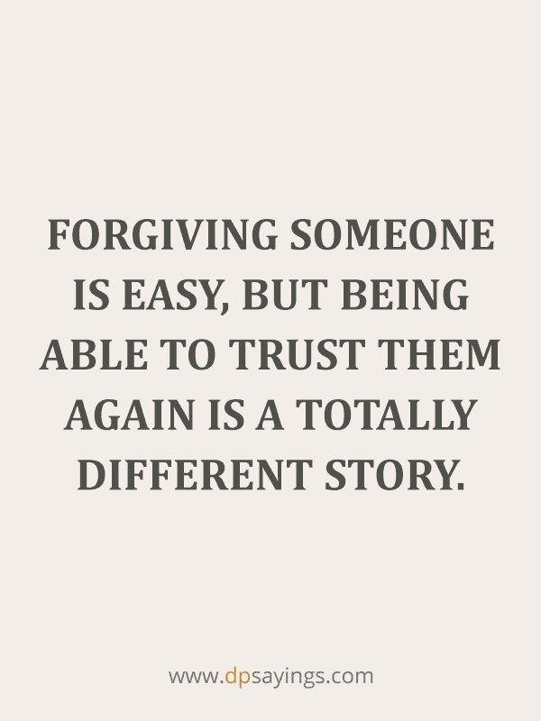 Trust Quotes and Trust Issues Sayings 60
