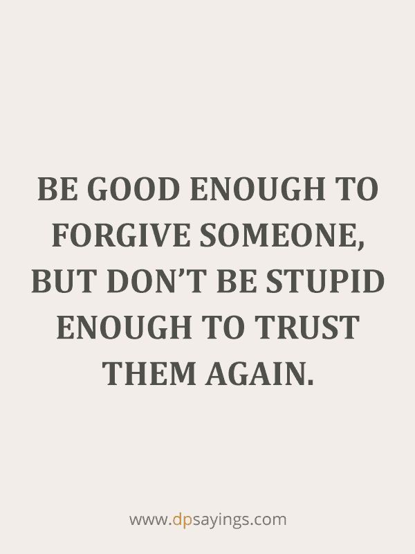 Trust Quotes and Trust Issues Sayings 66