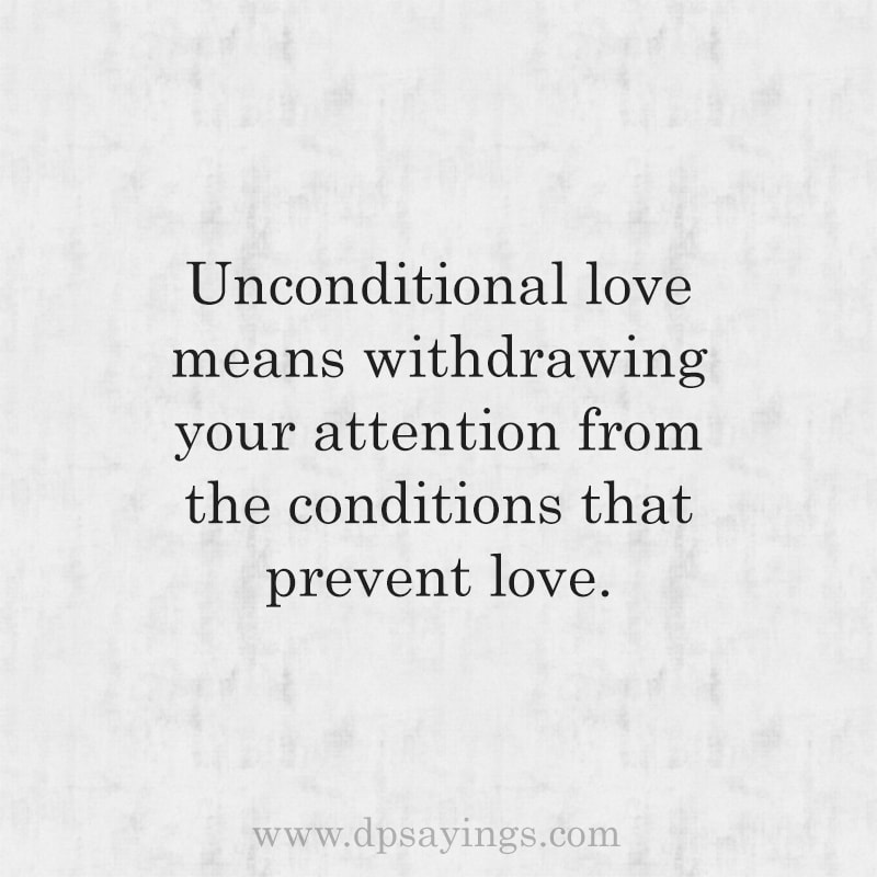 Unconditional Love Quotes For Him And Her 27