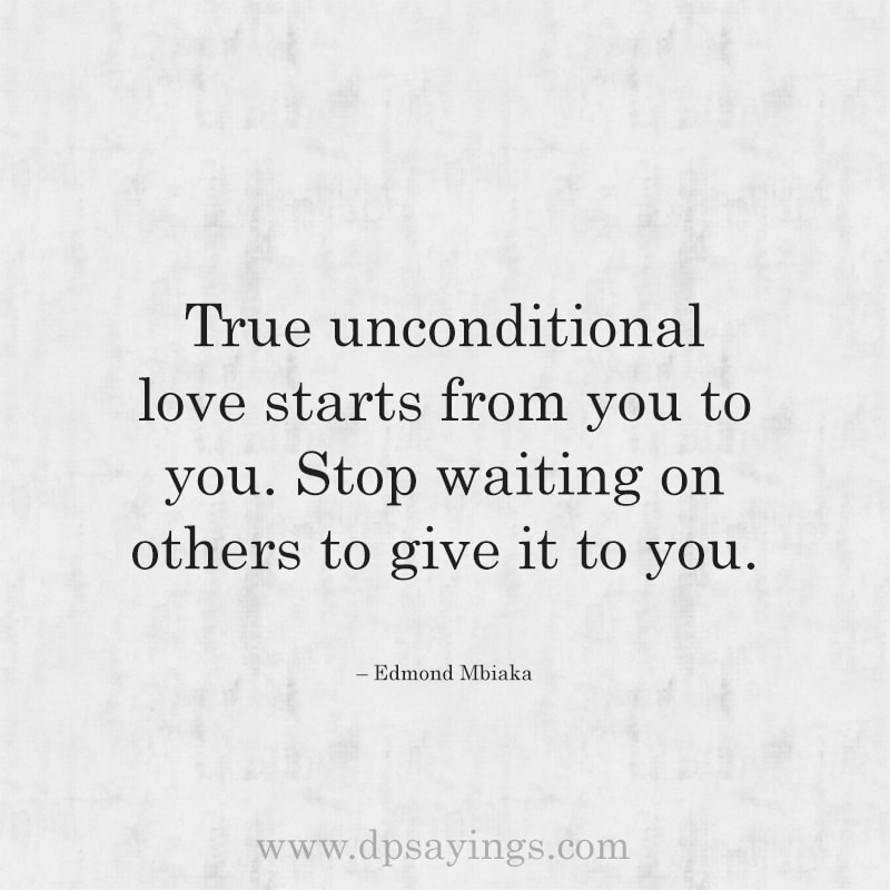 Unconditional Love Quotes For Him And Her 51