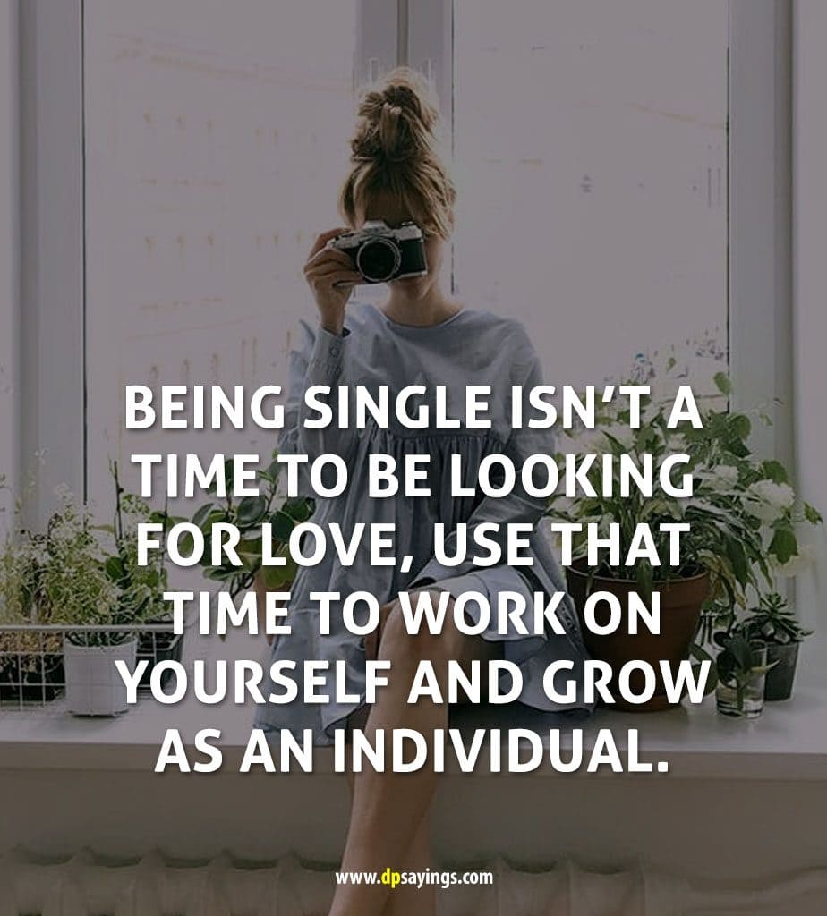 Being Single Quotes And Sayings 16