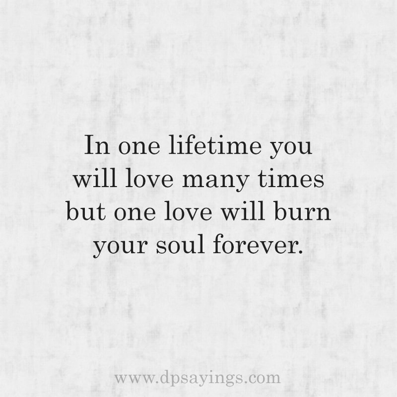 60 Cute Soulmate Quotes And Sayings For Him And Her - DP Sayings