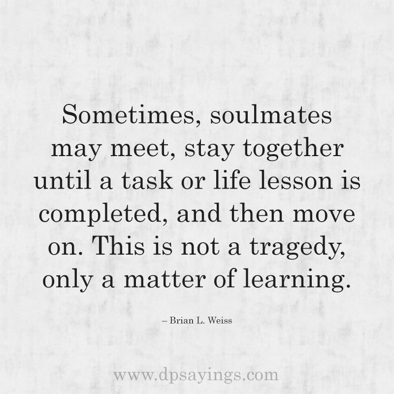 Cute Soulmate Quotes And Sayings For Him And Her 40
