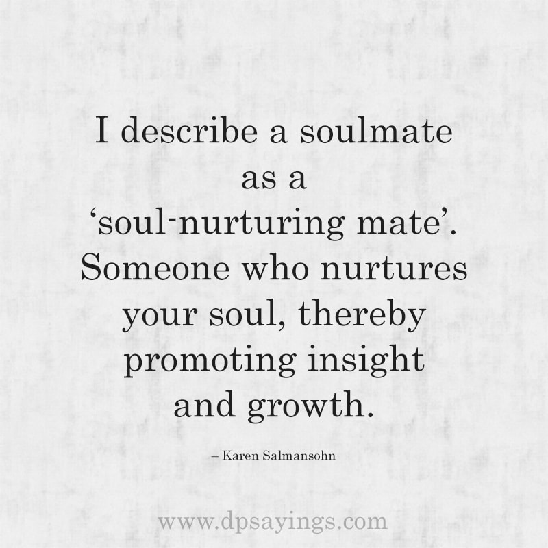 Cute Soulmate Quotes And Sayings For Him And Her 44