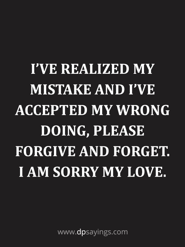 Forgive me Quotes And Sayings 68