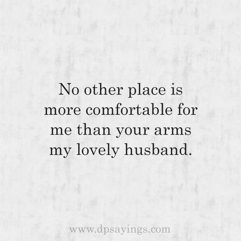 I Love My Husband Quotes And Sayings 40