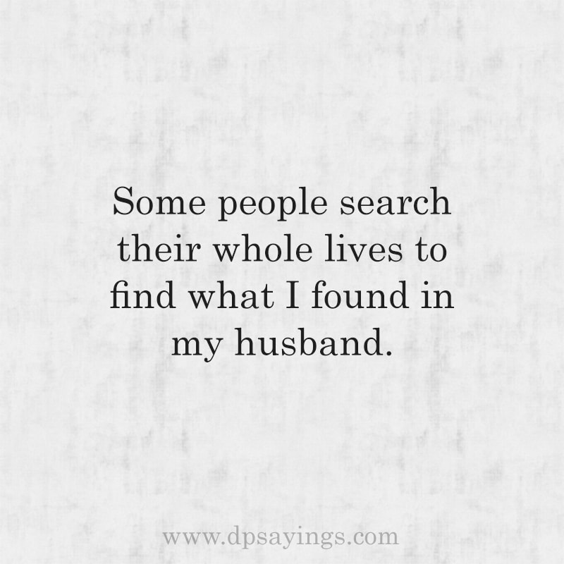 I Love My Husband Quotes And Sayings 44