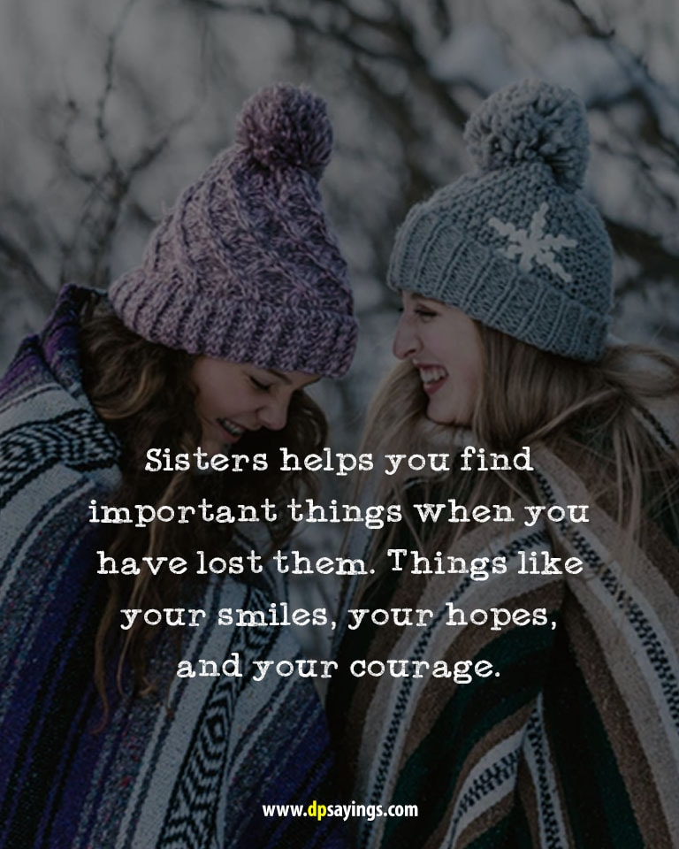 i love my sister quotes and sayings 40