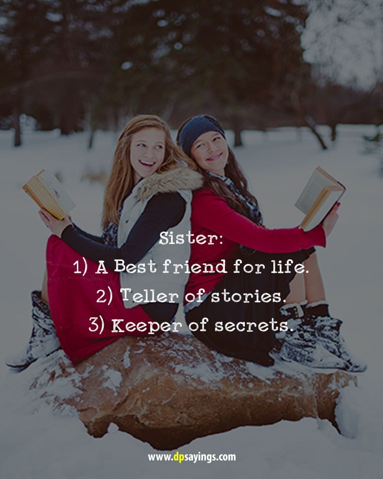 i love my sister quotes and sayings 32