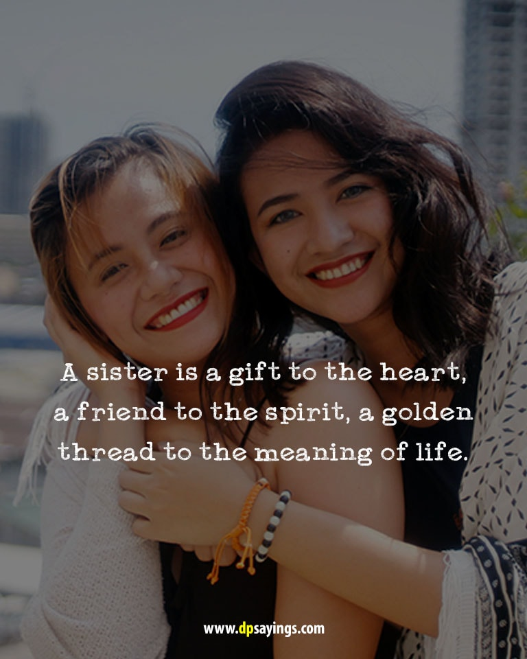i love my sister quotes and sayings 36