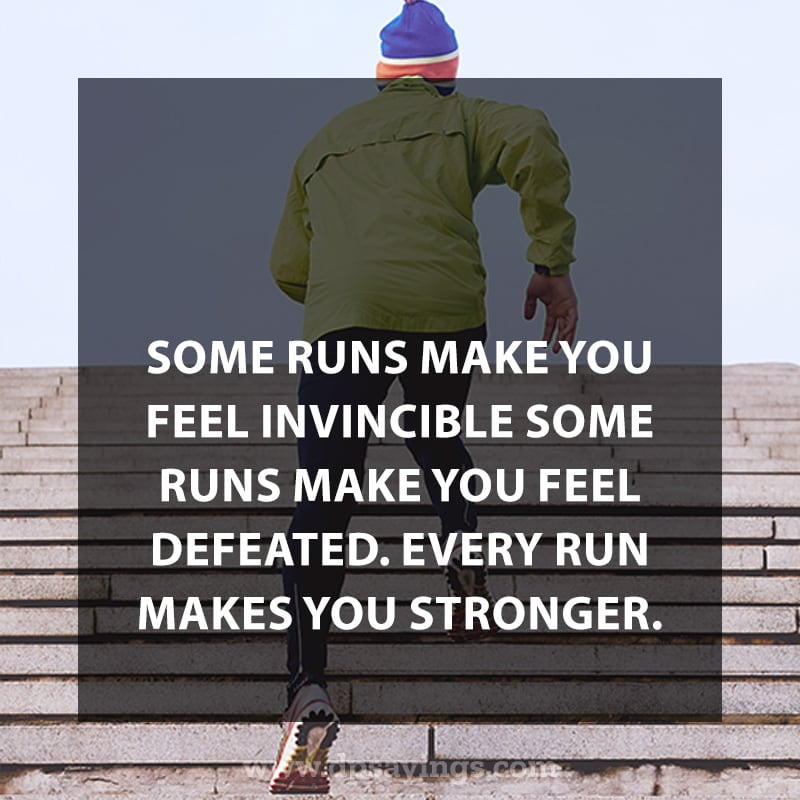 Highly Inspiring Running Quotes Sayings With Images 12