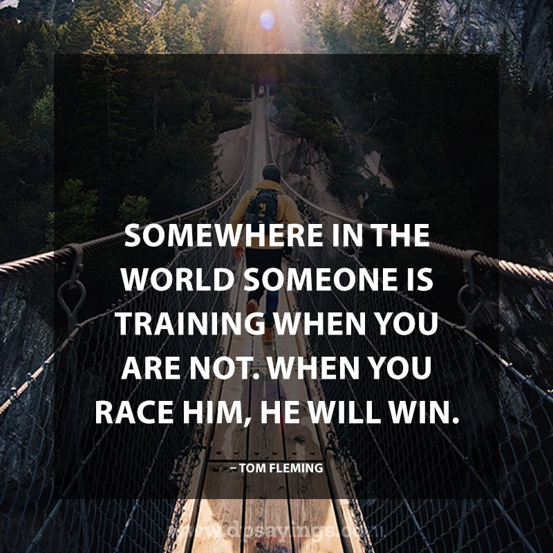 Highly Inspiring Running Quotes Sayings With Images 52
