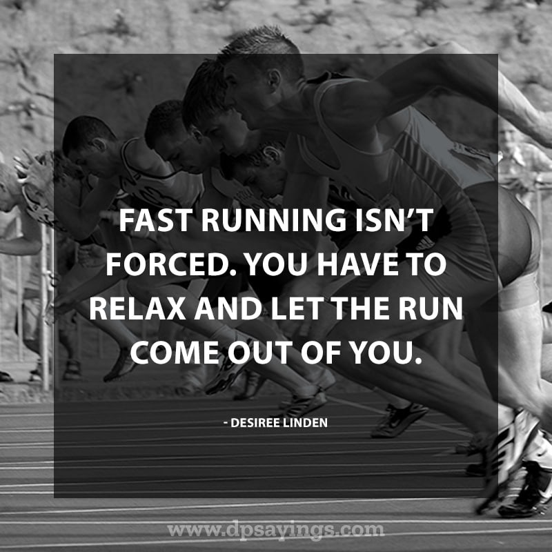 Highly Inspiring Running Quotes Sayings With Images 60