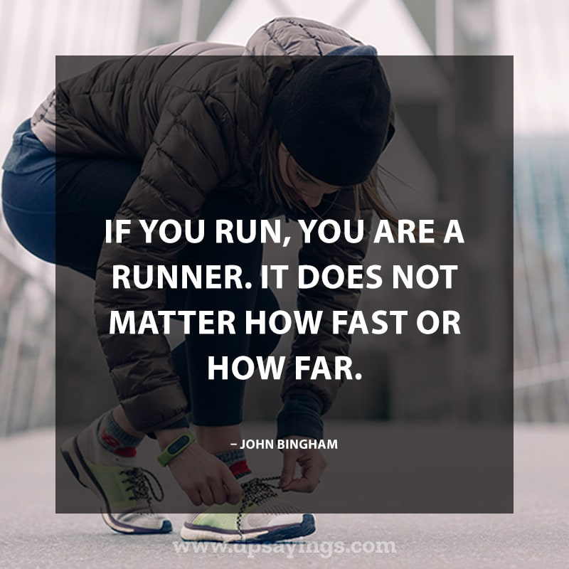 Highly Inspiring Running Quotes Sayings With Images 64