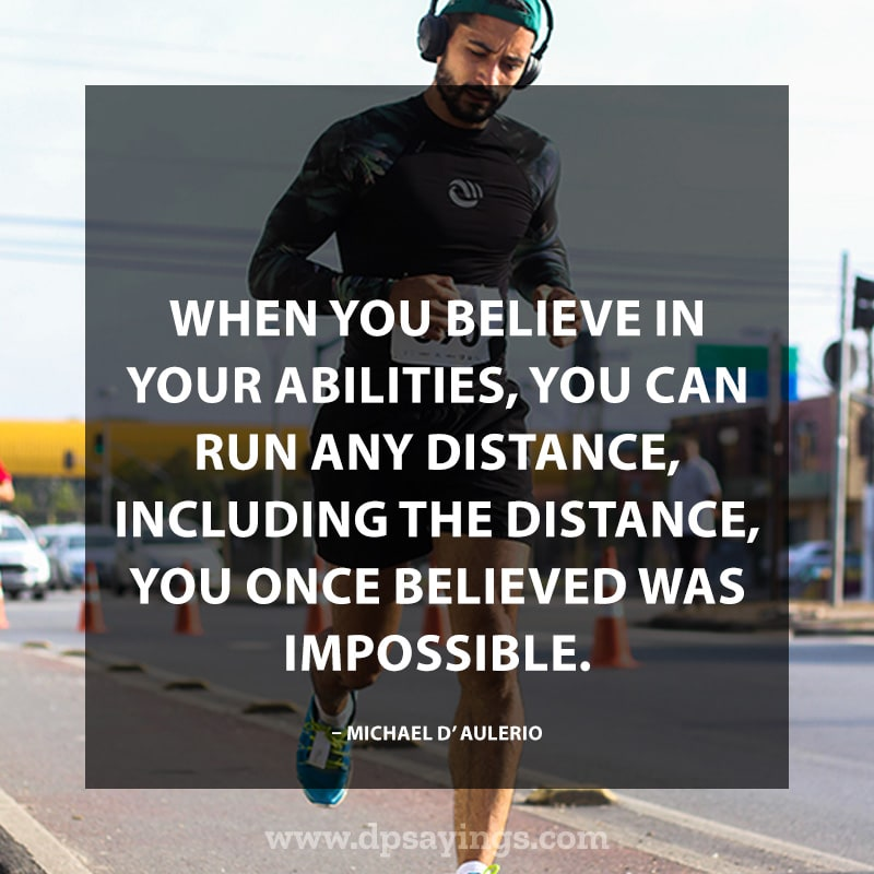 Highly Inspiring Running Quotes Sayings With Images 72