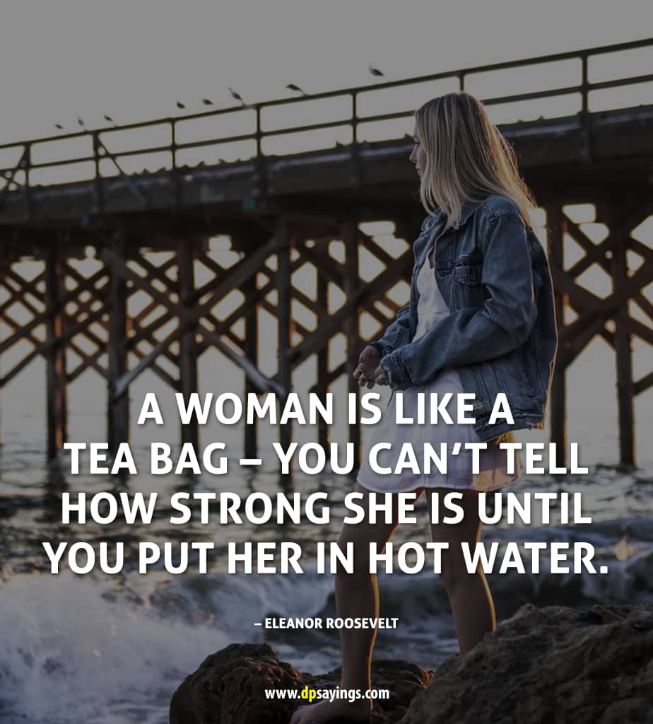 strong woman quotes and sayings 8