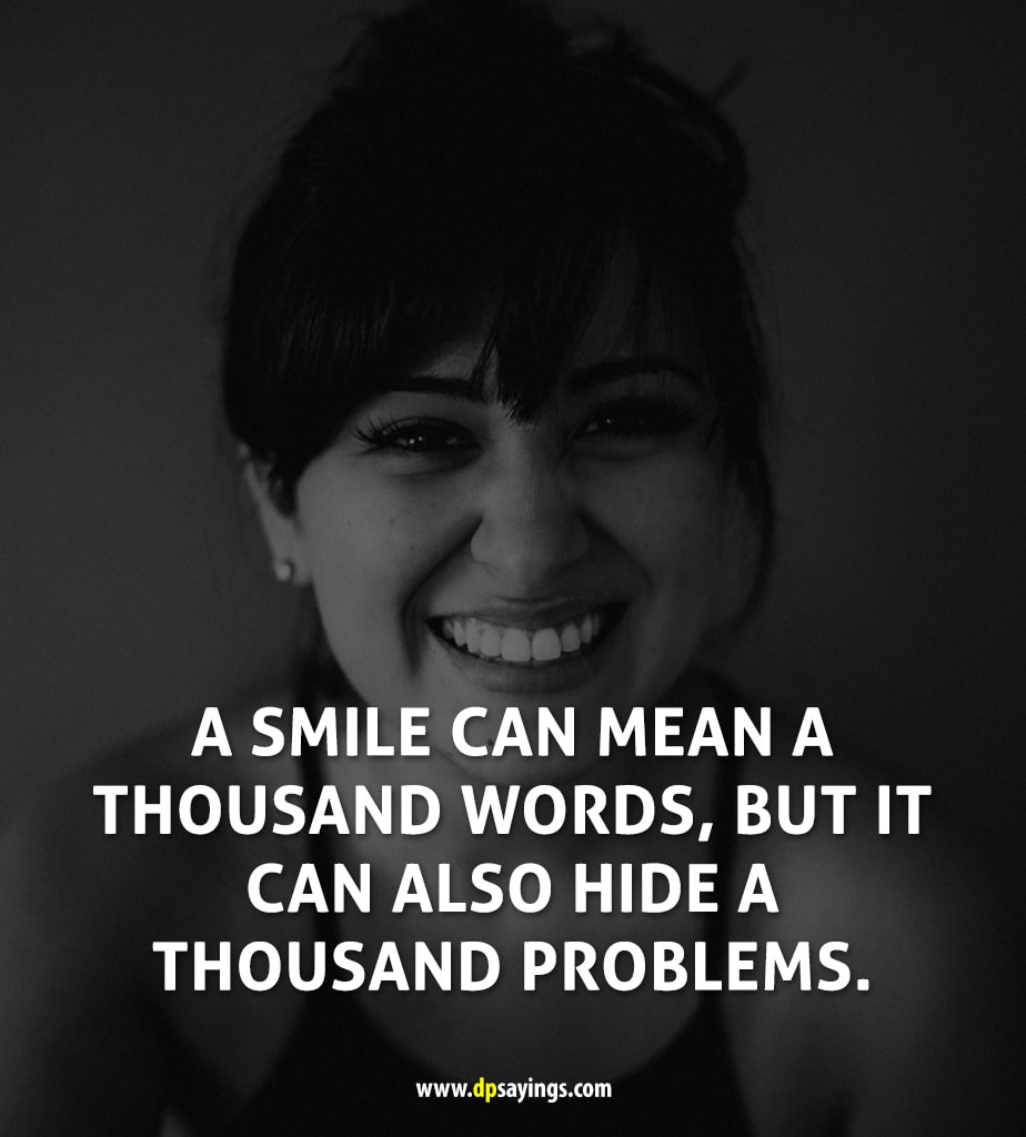 no matter what smile quotes