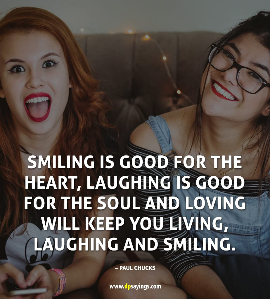inspirational smile quotes and sayings