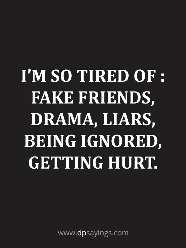 80 Fake Friends & Fake People Quotes That Will Slap Them - DP Sayings