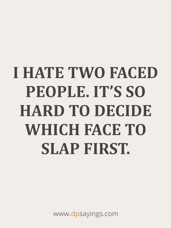 Fake Friends And Fake People Quotes 8