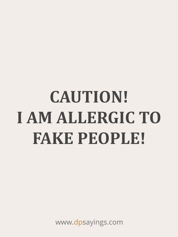 fake people quotes and sayings 76