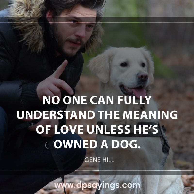 Dog Quotes And Sayings 1